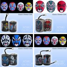 Heißer Verkaufs-chinesischer Gesichtsschablonen-Art Tätowierung-Maschinen-Spulen-Versorgungsmaterial