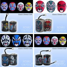 Hot Venda China Facial Máscara Tipo Tattoo Machine Coil Supply