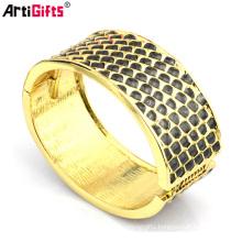 Wholesale custom jewelry bracelet parts crown cuff bracelet