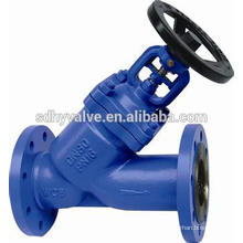 "1/2"" Straight-through globe Valve"