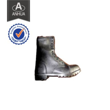 Best Quality Genuine Leather Military Army Police Tactical Boot
