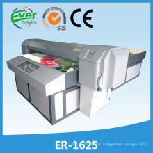 Декорирование стекла печатная машина/принтер растворителя для стекла печать