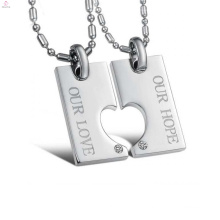 Free sample hollow heart pendant,lover pendant jewelry,forever love pendant design