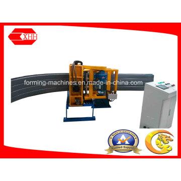 Machine incurvée de sertissage en acier