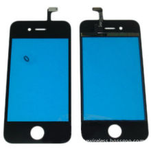 LCD Touch Screen Digitizer Glass Assembly Replacements with Frame, for iPhone 4G, Comes in Blue