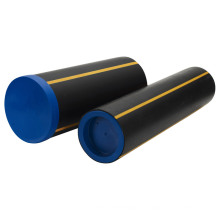 Tubería de tubo de plástico PE Tapa de rosca