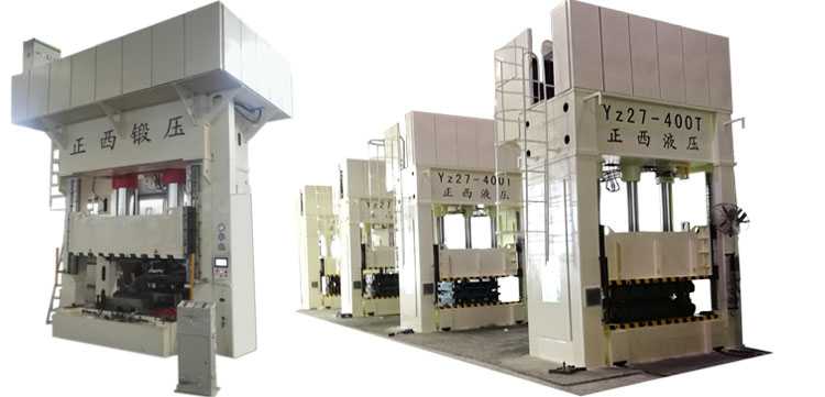 H-fram-hydraulic-press-machine