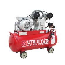 Low Noise APCOM Single phase 3 hp 3hp piston air compressor Belt drive 2.2 kw 2.2kw air compressor