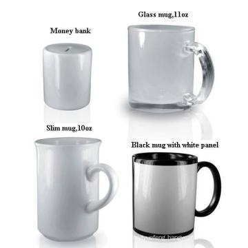 Photo Mug, Sublimation Coated Mug