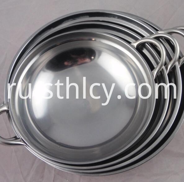 Stainless Steel Everyday Pan