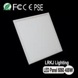 600*600mm led panel light 36w 40w 48w led light with CE ROHS PSE