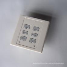 Receptor remoto con interruptor