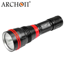 Magnetic Ring Control Portable 1, 000lumens CREE LED Flashlight