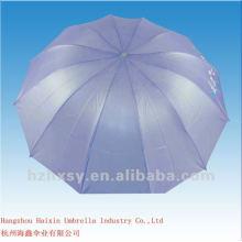 27' 12Ribs pliage parapluie