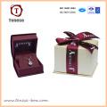 Boîtes à bijoux en papier personnalisées Boîtes cadeaux pour l'emballage