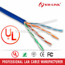 Cable UTP4 LSZH CAT5E CU sólido