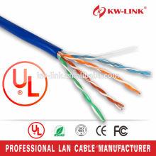 Cable UTP4 LSZH CAT5E CU sólido