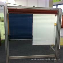 2014 china mini calientes cortinas plisadas en buena calidad