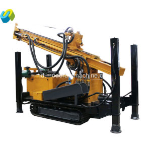 300m Depth Hydraulic Rotary Drilling Rig