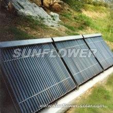 300L Split de alta presión del tubo de calor y el intercambiador de calor Calentador de agua solar con SOLAR KEYMARK & SRCC
