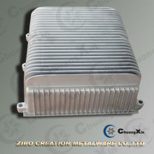 Electric Vehicle Radiator Aluminum DieCasting
