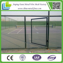 Wholesale High Tensile Galvanized Chain Link Fence for Playground