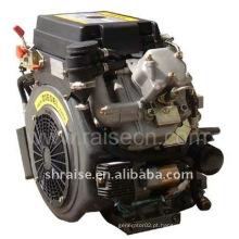 Motores de gasolina multi-cilindros refrigerados a ar