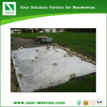 climate protection/non-woven crop cover