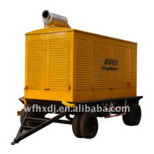 8KW-1500KW Generator Anhänger LKW