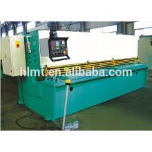 QC12Y-10x6000 hydraulische Stahlplatte Schneiden und Guillotine Schere Maschine