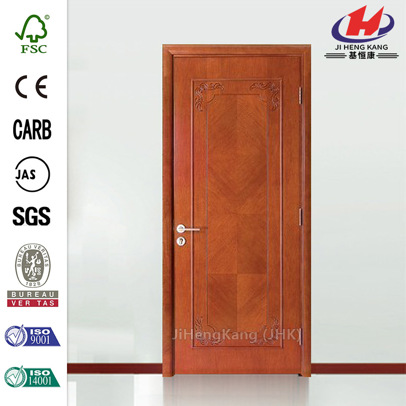 JHK-F01  Used Wood Model Kitchen Cabinet Interior Doors
