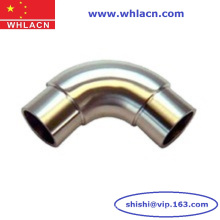 Stainless Steel Glass Handrail Connector Elbow Fitting (Glass Fitting)