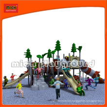 Children Used Outdoor Playground Big Slides for Sale (5227B)