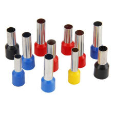 European type cold press pre-insulated terminal VE series needle terminal tube type line lug