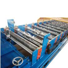 Rolo de folha de cor IBR dá forma à máquina