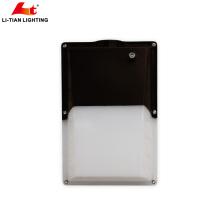 Mini diseño 15w 25w 30w super brillante led paquete luz de la pared etl dlc ce tohs certificados