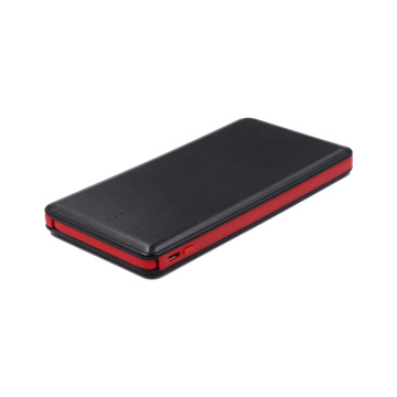 10000mAh card with line power bank