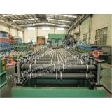 High Speed Silo Roll Forming Machine Steel Grain Pipe Rolli