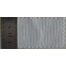 2.5 мм стрелка полоски хлопчатобумажной ткани рубашка Dobby