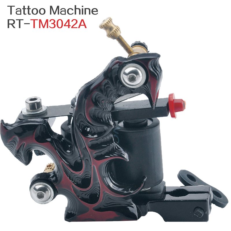 Machine à tatouer ordinaire à 8 bobines
