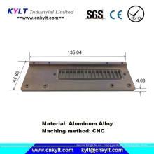 OEM piezas mecanizadas de aluminio para la computadora