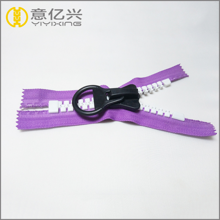NO.15 large big teeth plastic zipper