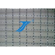 Treillis métallique serti en acier inoxydable