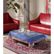 PVC Printed Landscape Tablecloth (TZ0008)