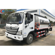 Caminhão novo do pulverizador do betume de FOTON 4tons 2019