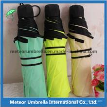 Colorful Mini Folding Umbrella for Outdoor
