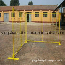 2014 Hot Sale High Quality Durable Canada Temporary Fence (professional manufacturer, best price with good quality)
