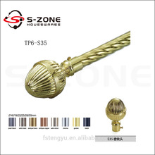 iron curtain pipe with silver color