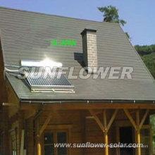 Balkon evakuiert Rohr Sonnenkollektor