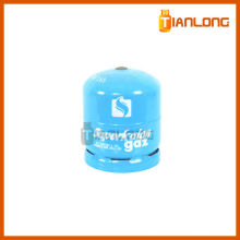 small 2.5kg lpg bottle for Africa